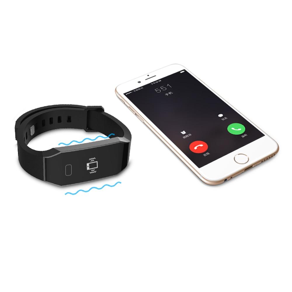 2018Vrouwen Mannen Smart Armbåndsur Horloge Sport Vandtæt blodtryk - Mænds ure - Foto 5