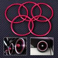 New 5pcs Front Air Vent Outlet Ring Condition Cover Trim Fit for Mercedes Benz C Class W205 2014 2015 2016