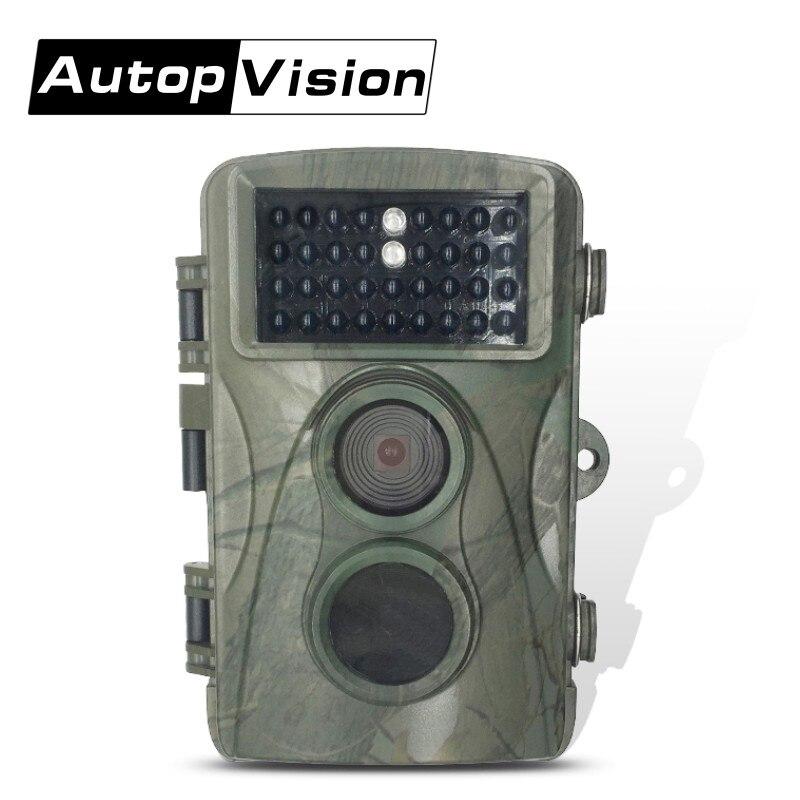 H3 720 P caméra de sentier sauvage étanche caméra de chasse Observation animale infrarouge caméra de Vision nocturne enregistreur avec montage et câble