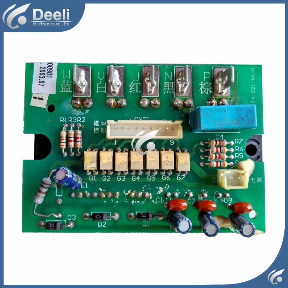 95% new good working for air conditioning pc board circuit board motherboard RZA-4-5174-021-XX-0 KFR-3519W-BP 95% new good working for air conditioning module kfr 2801w bp rza 2 5172 097 xx 1 computer board driver board on sale