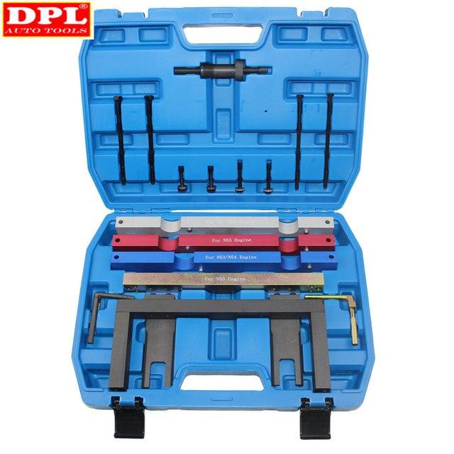 Engine Timing Tool Kit For BMW N51 N52 N53 N54 N55 6 Cylinder 2.3 2.5 2.8 3.0 3.5i Engines