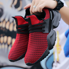 Mens Fashion Shoes Man Sneakers Lightweight Casual For Men Breathable Trainers Schoenen Mannen