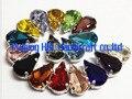 8x13 мм 100 Цветочные драгоценные камни