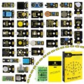 Nuovo Imballaggio! Keyestudio37 In 1 Sensore Di Kit Per La Programmazione Arduino Di Istruzione (37pcs Sensori)  37 Progetti  PDF  Video