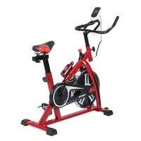 Велосипеды спиннинг Мини Велотренажер оборудования Крытый велосипед тренер бытовой велотренажеры упражнения велотренажерами