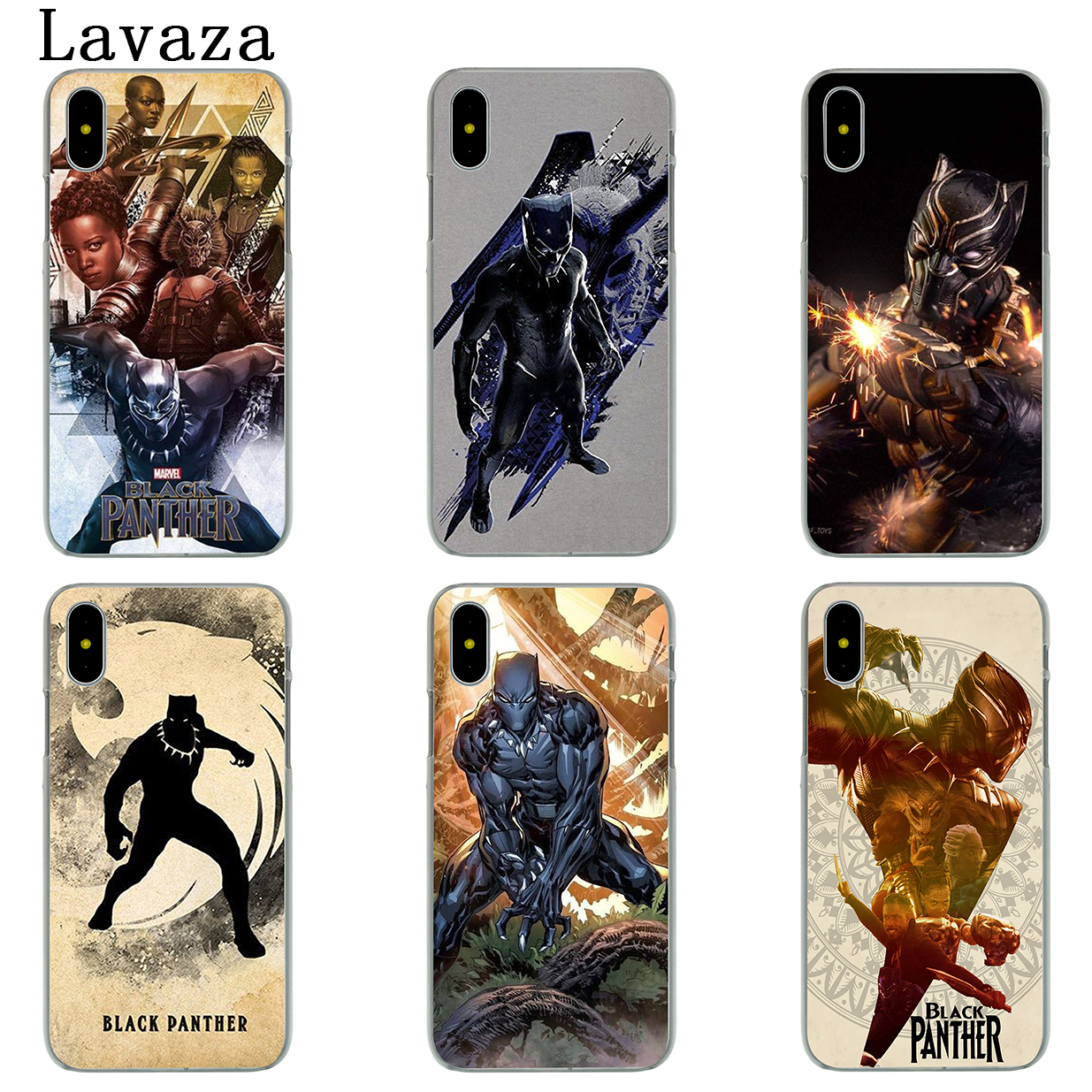 coque iphone 8 plus black panther