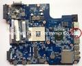 Para toshiba satellite l600 l640 l645 a000073390 da0te2mb6g0 laptop motherboard integrado