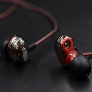Image 3 - Kz Zse Hifi Bass Sport In Ear Oortelefoon Dynamische Driver Noise Cancelling Headset Hifi Oordopjes AS10 Zst ZS3E EDR1 ED9 Zsn AS10 ZS10