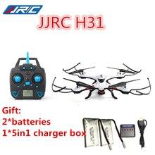 Новый JJRC H31 Водонепроницаемый RC Гул С Камерой Или Нет Камеры Или wi-fi Камера RC Дроны Quadcopter Вертолет С Камерой HD ПРОТИВ JJRC H37