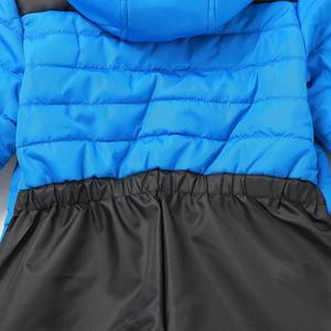Image 5 - Moomin muumi bleu hiver ensemble garçons hiver combinaison imperméable 160 cm chaud garçons hiver ensemble enfant 20 degrés dessin animé ensemble