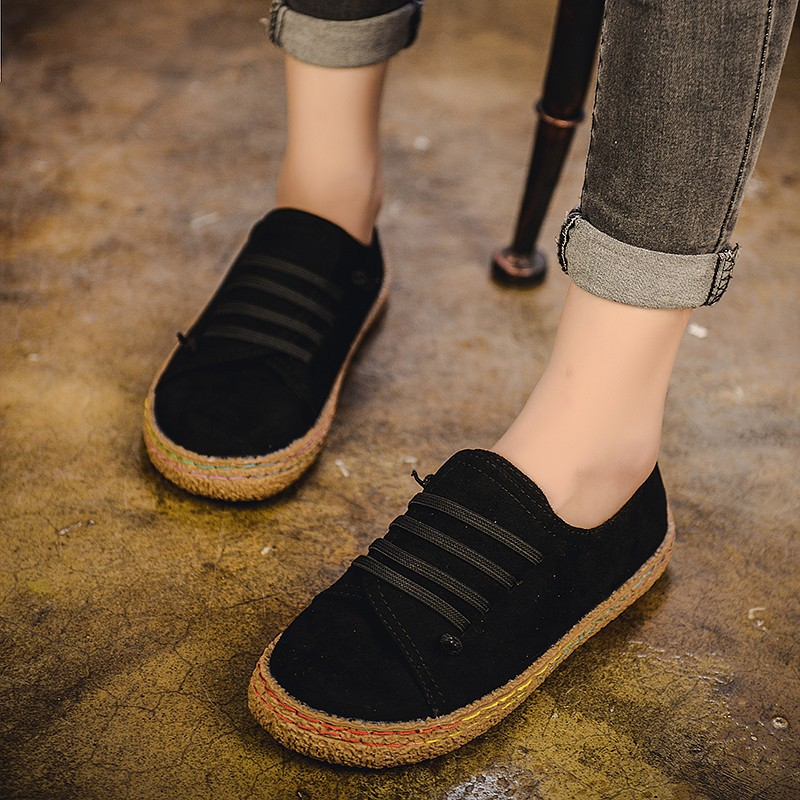 Women Flats Casual Loafers Female Spring Ladies Footwear Shoes Slip On Comfortable Soft Flat Casual ShoesWomen Flats Casual Loafers Female Spring Ladies Footwear Shoes Slip On Comfortable Soft Flat Casual Shoes