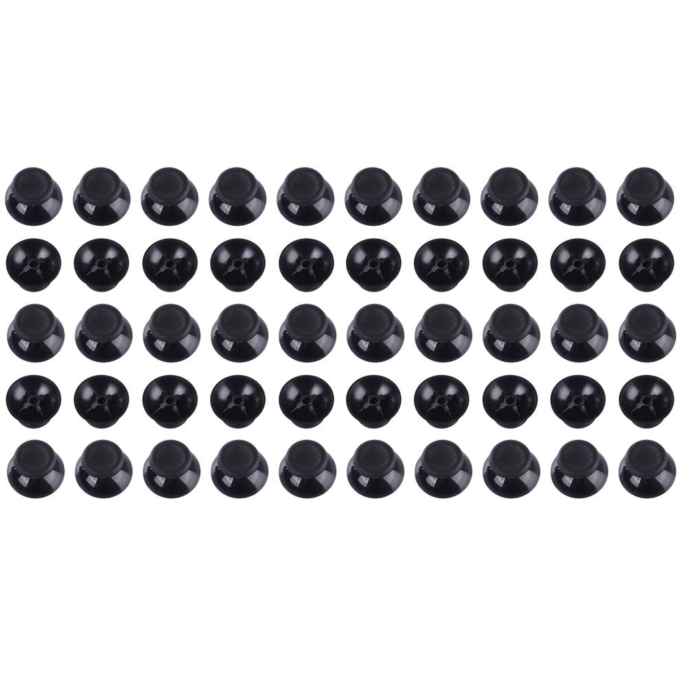 Galleria fotografica 50 pz/lotto Copertura Analogica 3D Spiedi Joystick Fungo Stick Cap Copertura Grips Per <font><b>Microsoft</b></font> Xbox 360 XBOX360 Console di Gioco Controller