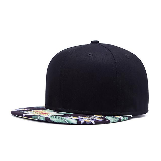 Nuevo clásico caliente sakura gangsta gorra de béisbol ala Plana sombrero monopatín snapback caps hombres mujeres 073