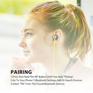 Image 5 - Bluedio TN bluetooth earphone with Active Noise Cancelling function wireless headset for phones