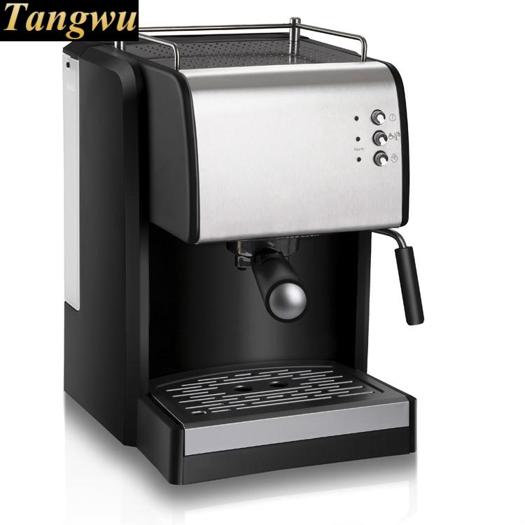 Semi automatic espresso machine for commercial pressure steam ...
