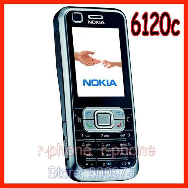 original nokia 6120 classic symbian os smartphone unlocked 3g nokia rh aliexpress com Nokia 6600 nokia 6120 classic manual download