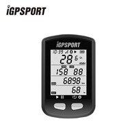 IGPSPORT ANT+GPS IGS10 IGS60 Bike Bluetooth Bicycle Wireless Stopwatch Speedometer IPX6 Cycling Speedometer Computer Accessories