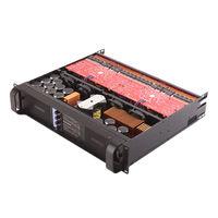 4ch 4*2500 와트 클래스 td 10000q 라인 어레이 전력 증폭기 전문 dj 서브 우퍼 poweramp tulun play tip10000q