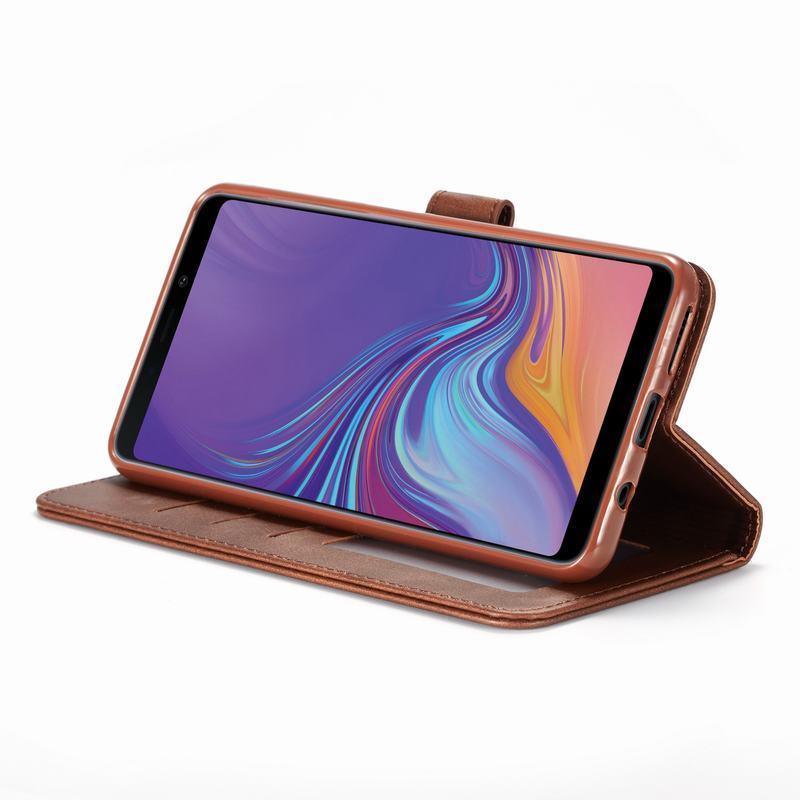 HTB1bXrnOXzqK1RjSZFoq6zfcXXa9 Phone Case For Samsung Galaxy A50 Case Luxe Leather Flip Wallet Cover For Samsung A50 A 50 Phone Bag Case Galaxy A50S A30S Coque