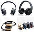 HD Bluetooth 3.0+EDR Stereo Headphone Hands-Free Calling FM Radio Support Micro TF Card for IOS Android Mobilephone Universal