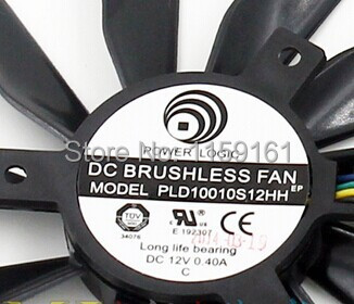 Tasuta kohaletoimetamine 2tk / partii PLD10010S12HH 94mm 4pin jaoks - Arvuti komponendid - Foto 2