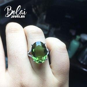 Image 2 - Bolaijewelry、zultaniteリング925スターリングスライバーファインジュエリー宝石作成色変更エレガントなデザイン最高品質のギフト