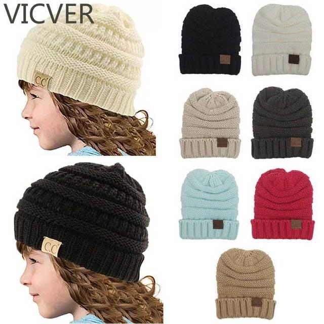 Aliexpress.com: Comprar 2018 CC gorros sombrero de invierno para ...