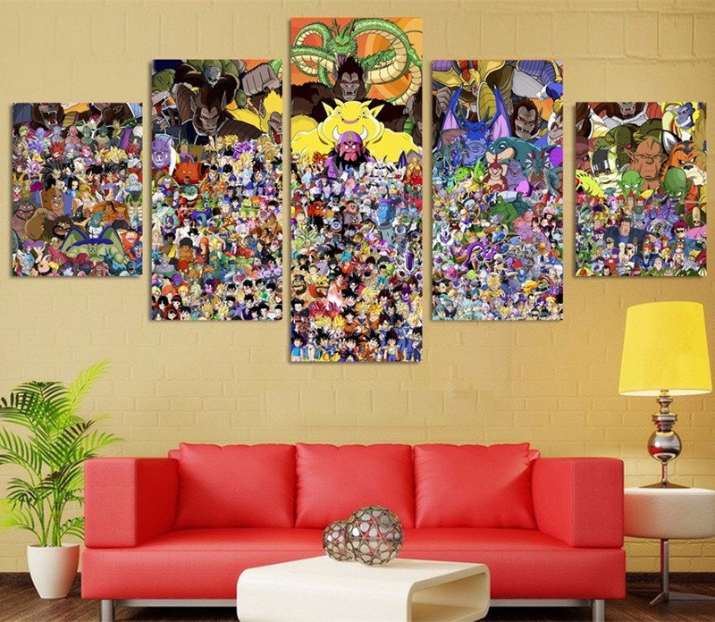 Colorful Posters Wall Art Photo - Wall Art Design - leftofcentrist.com