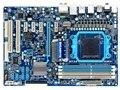 Бесплатная доставка в исходном материнская плата для gigabyte GA-MA770T-UD3P (rev.3.1) AM3 AM3 + DDR3 MA770T-UD3P 16 ГБ рабочего материнская плата