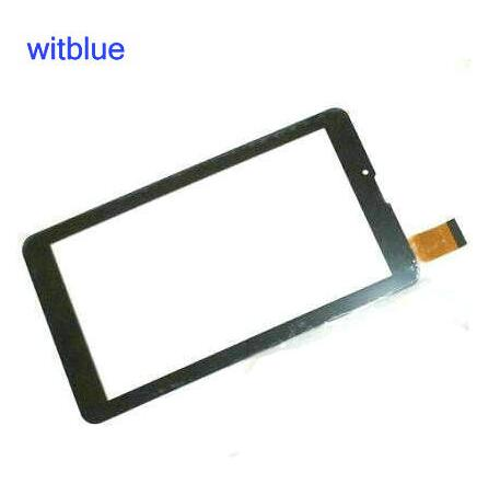 Witblue New Touch Screen For 7 Digma Plane 7546S 3G PS7158PG / 7547S PS7159PG Tablet Panel digitizer glass Sensor Replacement