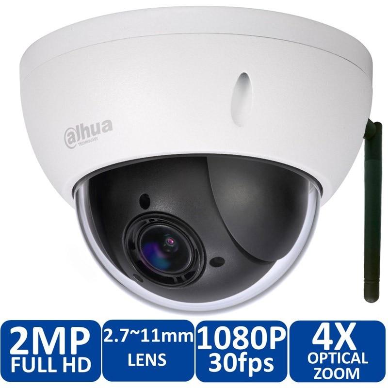 Original Dahua DH SD22204T GN W 360 Degree rotation metal shell network IP camera IP66 full