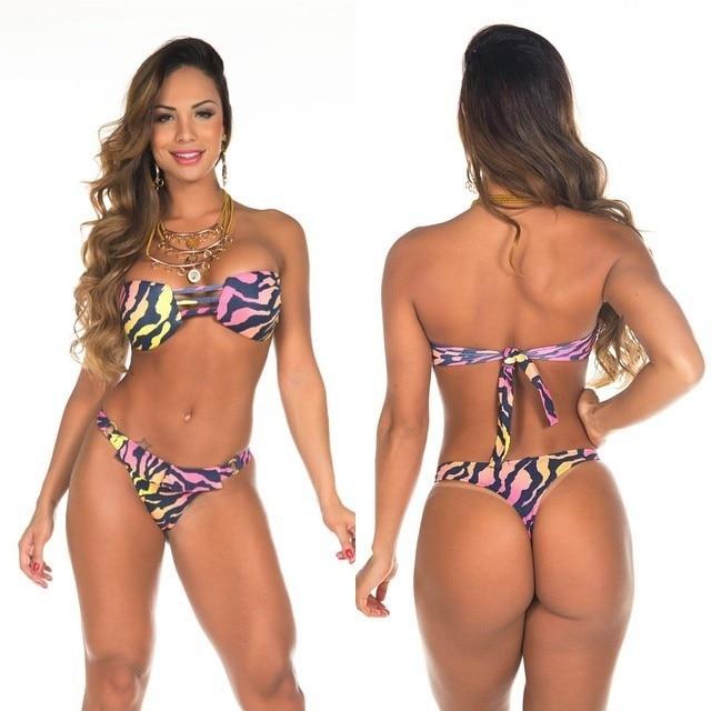 Women In Thong Bikini