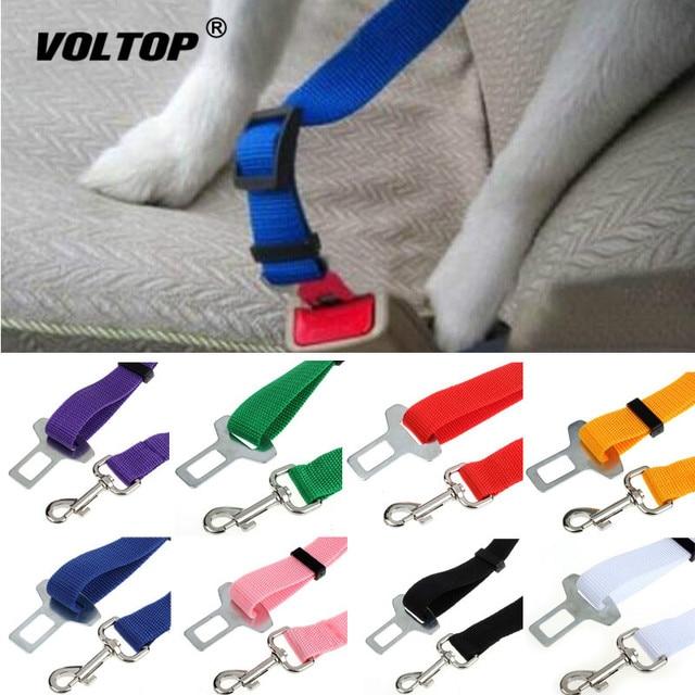 1 pcs חיות מחמד רכב חגורת בטיחות אביזרי רכב חגורת בטיחות עופרת קליפ לחיות מחמד חתול כלב בטיחות חגורת בטיחות כרית כתף מנעול
