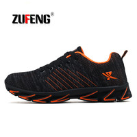 2019 Blade Warrior Cushioning Men Running Shoes Outdoor Wear resistant Jogging Sports Shoes Breathable Walking Sneakers Big Size