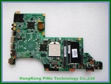 Free Shipping Laptop motheroard for HP DV6-3000 motherboard 595135-001 DA0LX8MB6D1 REV:D100% Tested