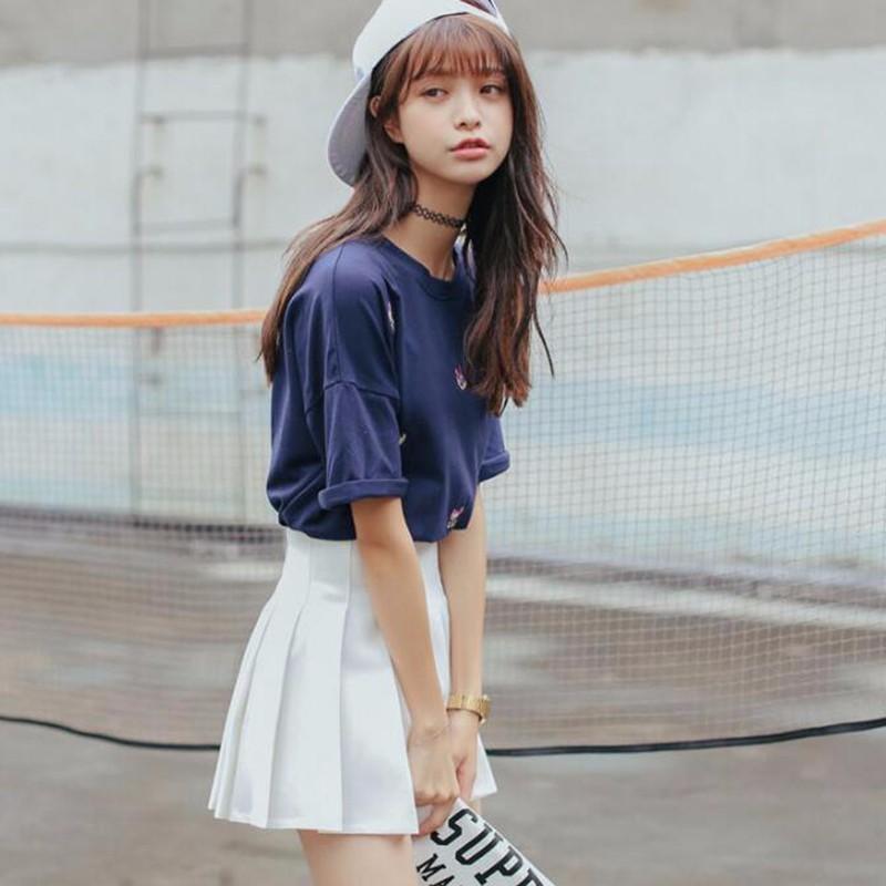 pleated skirt 06