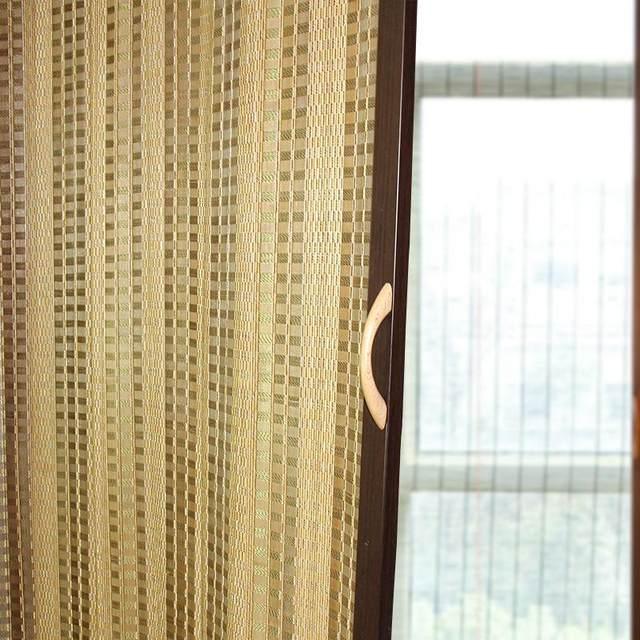 Custom High Grade Bamboo Curtain Bamboo Curtain Shutter Shade Sliding Doors  Sliding Door Partition Blinds Direct