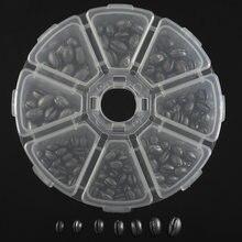 Mnft 246 шт 1b до 7b хорошее качество Овальный сплит выстрел