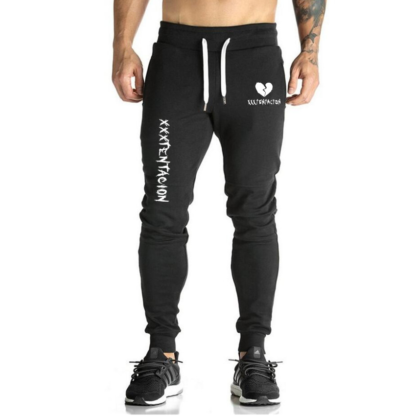 Fizla Men Pants 100 Cotton Xxxtentacion Trousers Casual Sweatpants Jogger Clim Fit Pop