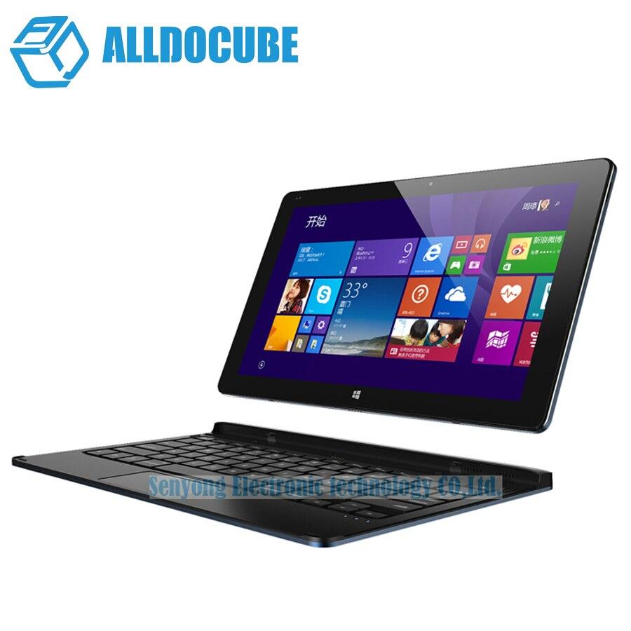 Original Cube I7 4G Windows10 Tablet PC 11.6'' OGS 1920x1080 Intel Core Dual Core 4GB/128GB 64