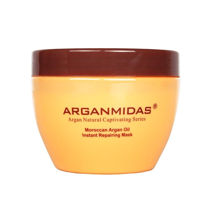 300 мл дешевая Мгновенная восстанавливающая маска лучшее лечение волос Восстановление гладких мягких волос для сухих волос