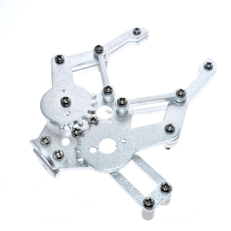 New Claw Manipulator Mechanical Arm Paw Gripper Clamp for Arduino Robot