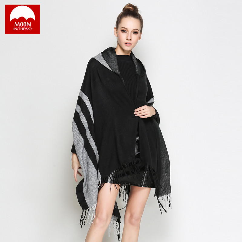 2018 New Fashion   Scarves   Shawl Luxury Brand Soft Fashion Thicken Shawls And   Wraps   Winter Capes And Cloaks Ponchos And Capes