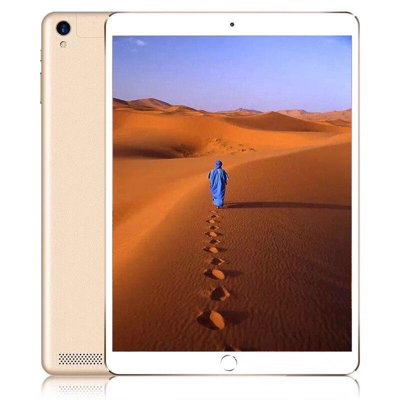 10,1 дюймов 4G LTE FDD TDD Телефонный звонок Google Android 7,0 MT6797 10 десять основных ips Tablet Wi Fi 6 ГБ + 6 4G B 128 ГБ металла tablet pc 8MP