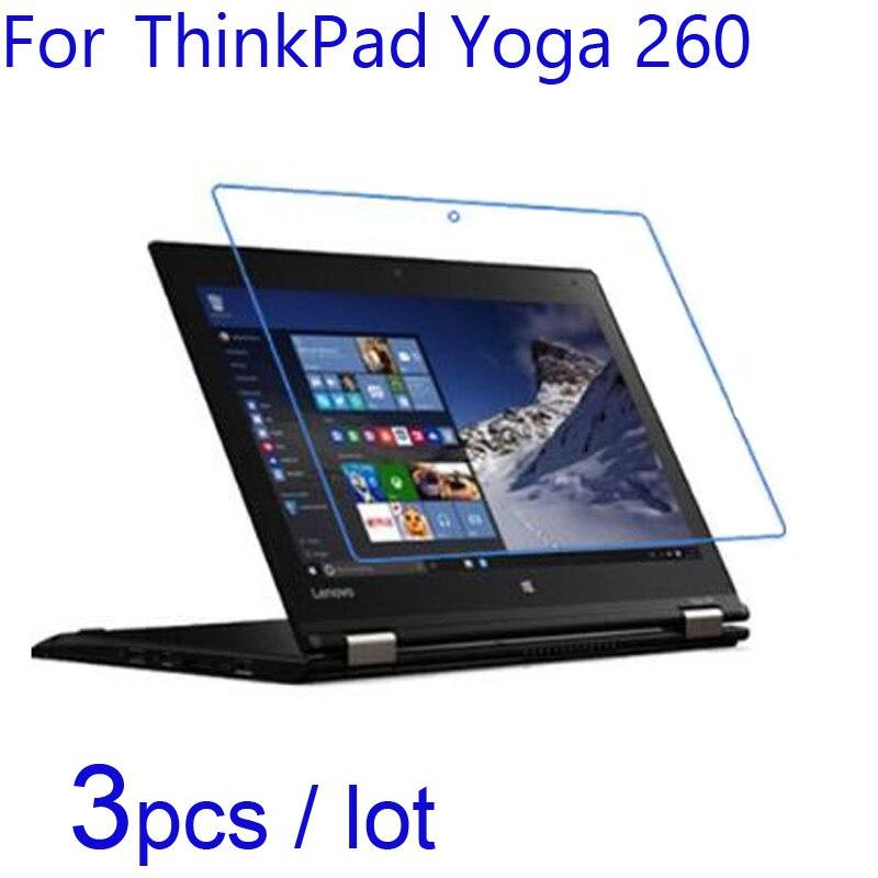 ✔  3 шт. / Лот Защитные пленки для планшетов Lenovo ThinkPad Yoga 260 / Yoga 710 11 Мягкие прозрачные / ✔