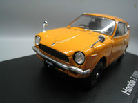 IXO 1/24 Scale JAPAN HONDA Z 1970 Vintage Diecast Metal Car Model Toy For Collection,Gift,Kids,Decoration