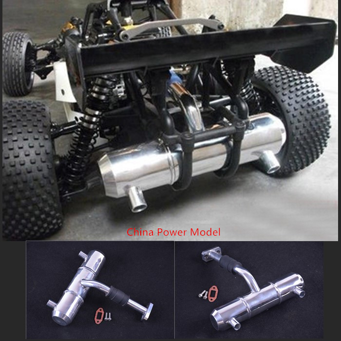 HD Silver Aluminium REAR SHOCK BRACE for HPI Baja 5B SS 5T Rovan King Motor 1//5