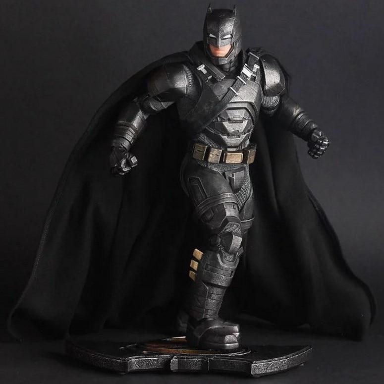 Batman v Superman: Dawn of Justice The Dark Night Batman Armored 1/6 Scale Collectible Figure the little book of batman