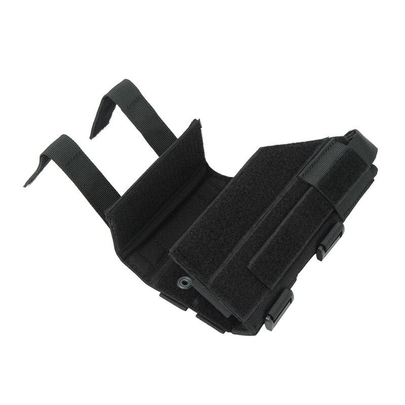 coldre pistola de treinamento coldre tatico airsoft arma coldre caca acessorio 02