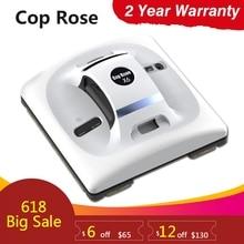 COP ROSE X6 автоматический мойщик окон, интеллектуальная шайба, дистанционное управление, анти-осенний UPS алгоритм стеклянный пылесос инструмент